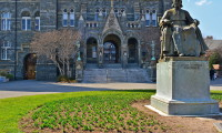 Georgetown exemplifies decline in higher education