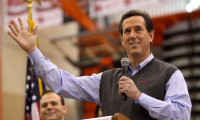 Rick Santorum, man of substance