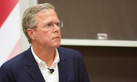 Jeb, at Low Ebb, Should Unweave his Web