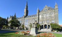 I defended free speech at Georgetown