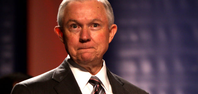 Jeff Sessions Trumps the NAACP