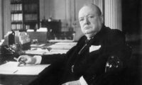 On Faith, Churchill, and a Jesuit Mystic