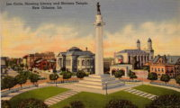 New Orleans still roiled by monument dispute