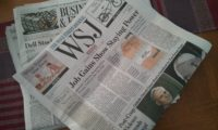 WSJ News Summaries: July 11 edition