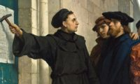 Two Pieces on Martin Luther's Quincentenary