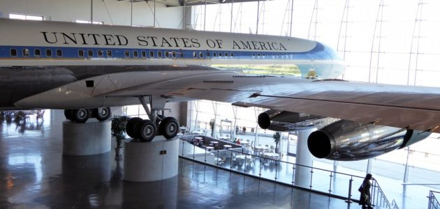 Reagan Museum Shows America at Its Best