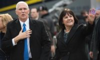 The media's treatment of Karen Pence was sickening