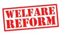 Welfare reform will work again when work again is required