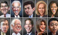 Debates, debates: Dim, demagogic Dems
