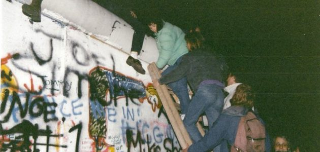 The Wondrous Fall of the Berlin Wall