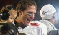 Drew Brees deserves to go out on top