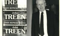 John Treen, controversial Republican stalwart, RIP