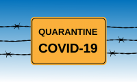 Several considerations against a national quarantine