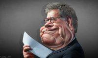 On Bolton's book, AG Barr threatened First Amendment