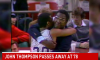 SPECIAL: The John Thompson I covered at Georgetown