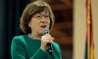 Save Susan Collins. Unrelatedly, celebrate GOP judges.