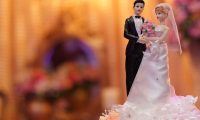Marriage and divorce rates BOTH are down