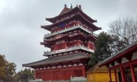 Beautiful building in China (Architecture and Buildings) china,building,temple,colorful,asian