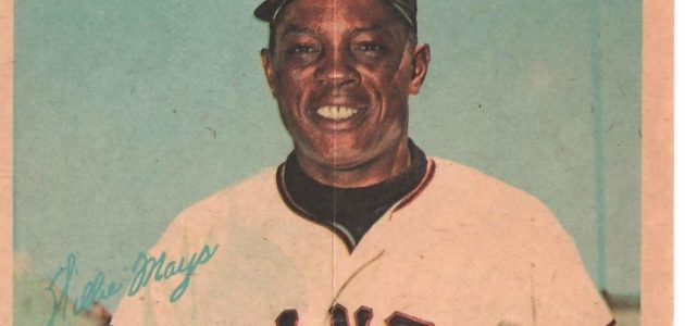 An ode to Willie Mays on his 90th Birthday
