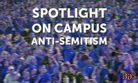Anti-Semitism runs rampant in American academia