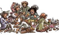 Unvaccinated dwarves put even vaccinated people at risk