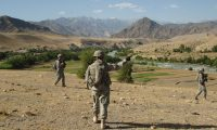 Why the biggest blunder was leaving Afghanistan at all