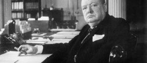 On Faith, Churchill, and a Jesuit Mystic