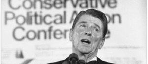 Reagan got primed long before Trump pumped