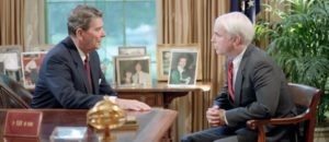 The night John McCain picked up Reagan's torch