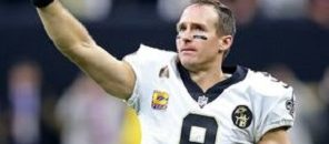 Among QBs, there's only one Brees