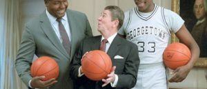 When Coach John Thompson stared down the drug lord...