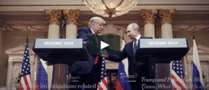 Five Takeaways, (no impeachment), from the Mueller Report