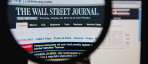 "WSJ: Scare quotes for ""religious freedom,"" not for ""gay rights"""